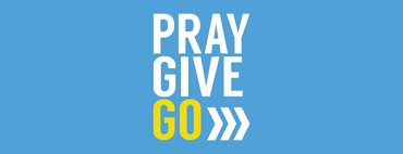 Pray Give Go
