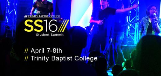 Student Summit 2016 Blog Banner