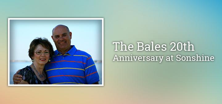 Bales Anniversary Blog Banner