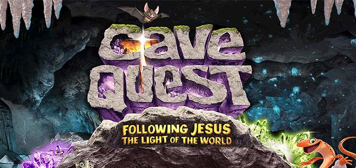 Cave Quest Blog Banner